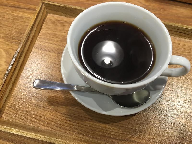 おさかなキッチン コーヒー