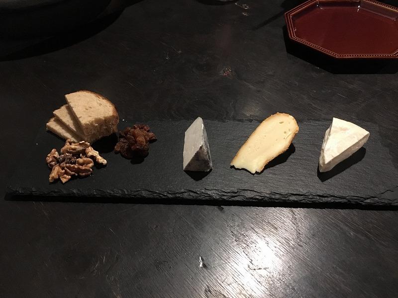 カフェオニヴァ チーズ